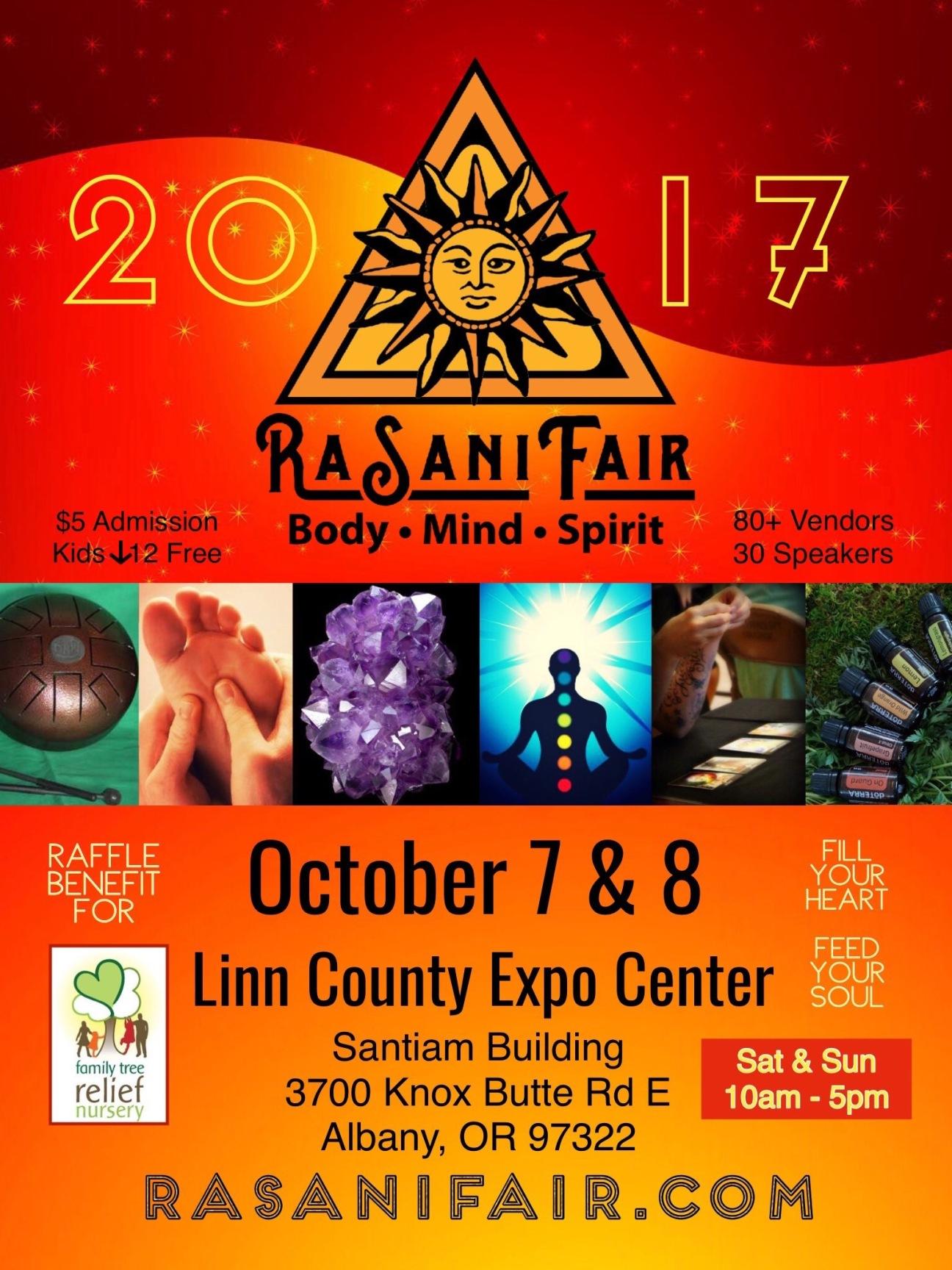 RaSani Fair Poster